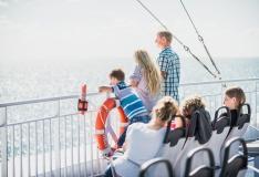 TS Laevad teenindas jaanipäeva nädalavahetusel rekordarvu reisijaid