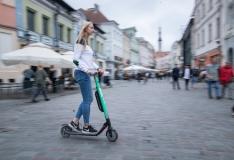 Lähiajal tuleb Tallinna sadu tõukerattaid juurde
