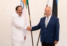 Põlluaas ja India asepresident rääkisid koostöö tihendamisest