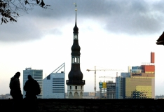 Kapitel investeeris vanalinna fassaadivalgustusse 800 000 eurot