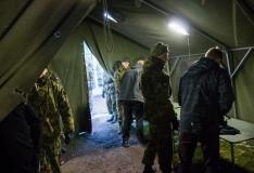 Välkõppekogunemisele kutsutakse veel ligi 1500 reservväelast
