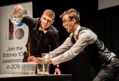 Rakett 69 vilistlased toovad lavale Euroopa suurima teadusshow