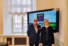 Riigikogu Eesti toidu toetusrühm sai ülevaate kokandusvõistluse Bocuse d'Or korraldamisest