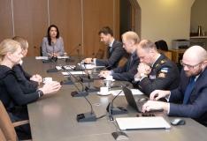Riigikogus arutati Kagu-Eesti tormi õppetunde