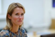 Kaja Kallas tegi saadud tapmisähvarduse kohta avalduse politseile