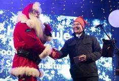 FOTOD! Soome suursaatkond ja Soome Instituut kutsusid kõiki Tallinna jõuluturule