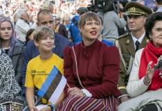 Aasta pressisõbraks valiti president Kaljulaid