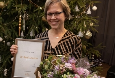 Ida-Tallinna Keskhaigla Aasta Arst on dr Reeli Saaron
