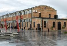 Kai kunstikeskuses avatakse Norra kunstniku monumentaalne valgusinstallatsioon