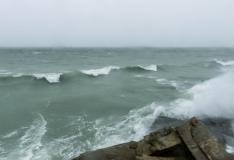 Tugevas tuules on voolu kaotanud üle 1200 majapidamise