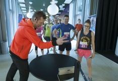 Riigi auks joostud kontorimaraton toob lastekliinikusse hologrammi