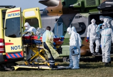 AFP: viirusepiirangud hõlmavad poolt kogu inimkonnast