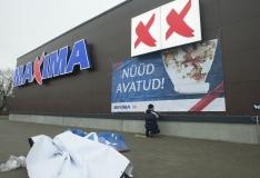 Pärnu Maxima töötajatest kolm andsid positiivse koroonaproovi