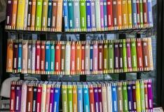 Keskraamatukogu ootab lugejaid teenindussaalidesse