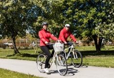 Enne jalgrattasõitu veendu, et kaherattaline oleks töökorras