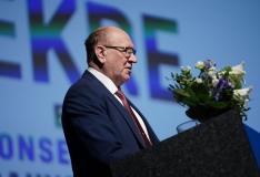 Martin Helme erakonna kongressil: ma tahan, et Eesti oleks nagu Läänemere Šveits