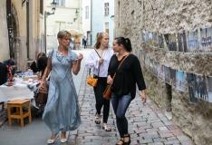 GALERII! Fotomuuseum avas sünnipäeva puhul raekoja taga fototänava