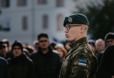 1. jalaväebrigaad jätab külalistepäeva ära