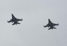 Prantsusmaa hävitajad teevad madallende Eesti õhuruumis
