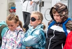 GALERII! Lapsed õppisid linnalaagris merepäästet