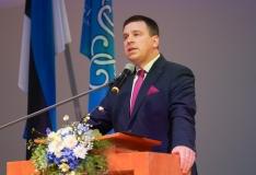 Ratas rõhutas riigi ja kohalike omavalitsuste partnerluse tähtsust