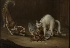 Rahvusvaheline näitus Kadrioru kunstimuuseumis uurib loomade ja inimeste suhteid