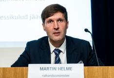 Umbusaldusavaldus Martin Helme vastu kukkus läbi
