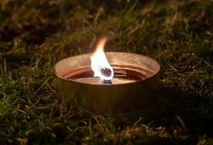 Hingedepäeval peetakse Pärnamäe tuhakalmel palvus lahkunute mälestuseks
