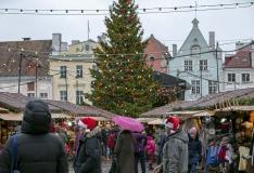 Tallinn eraldab linnaosadele jõuluprogrammiks 25 000 eurot