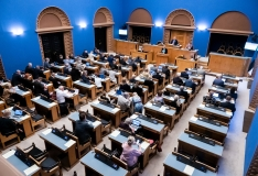 Põhiseaduskomisjon saatis rahvahääletuse korraldamise eelnõu täiskokku