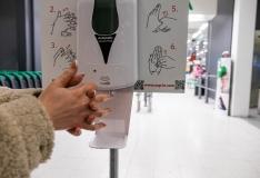 7 viga, mis nullivad kätehügieeni
