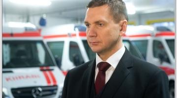 Tallinna kiirabi soetab kolm uut kiirabiautot