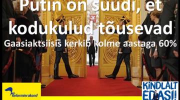 VIDEO! Kas Putin on süüdi, et Eestis on madalad palgad?