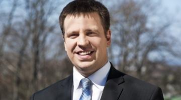 Jüri Ratas: Riigikogu peab haldusreformi enda peale võtma