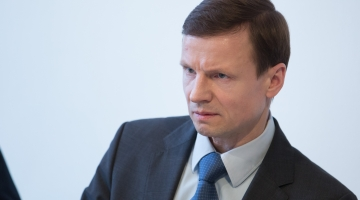 Sõerd: Lätiga sarnane ettevõtete maksustamine suurendaks maksutulu