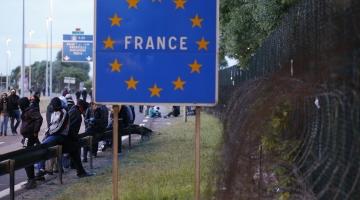 Prantsuse politsei nurjas tuhat katset tunneli kaudu UK-sse pääseda