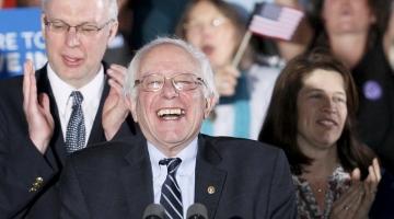 New Hampshire'is Clintoni seljatanud Sanders lubab rahvale tasuta kõrgharidust ja universaalset haigekassat