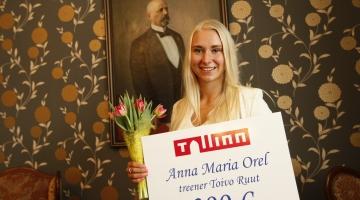 GALERII! Tallinn tunnustas parimaid noorsportlasi