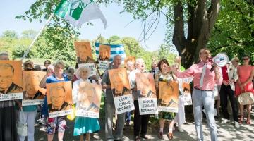 LUGEJAKIRI: Kui Edgar Savisaar kõrvaldatakse, vajab Eesti uut Rahvarinnet