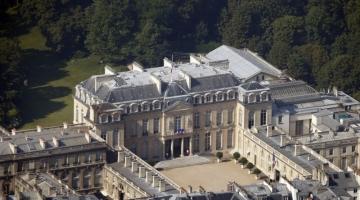 Kas terroristid plaanivad rünnata Prantsusmaa presidendipaleed?