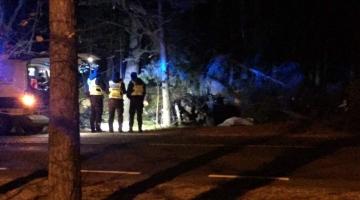 Politsei traagilisest õnnetusest: see oli vale otsuse tagajärg