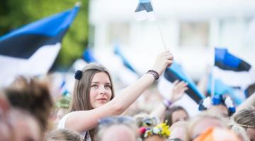 Eesti rahvaarv kasvas aastaga 1850 võrra