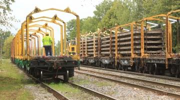 Eesti Raudtee kahjum süvenes mullu 10,8 miljoni euroni