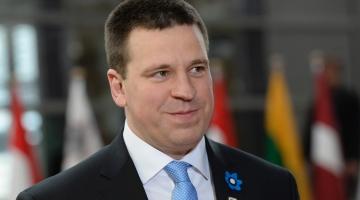 Ratas: Eesti on valmis suurendama panust võitlusesse Islamiriigiga