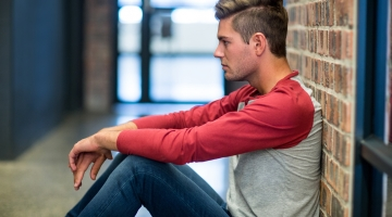 Terviseportaal: mehed otsivad abi eelkõige depressiooni ja ärevusega
