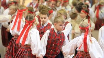 Noorte laulu- ja tantsupidu tuleb alkoholivaba