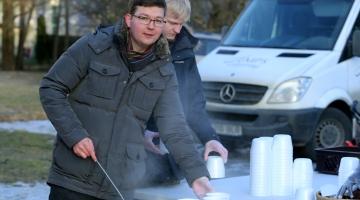 Õppimisfänn Andrei Novikov: Tallinna tulevad suured jalakäijate alad!