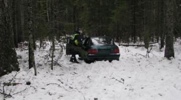 Kadunuks jäänud mees elas kaks kuud metsas
