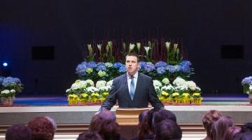 Peaminister Ratas: Eesti riigi lugu on olnud pidev eneseloomine, mis ei tohi katkeda tänagi
