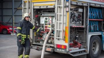 Päästeamet kutsus tuleohu tõttu kokku üleriigilise staabi